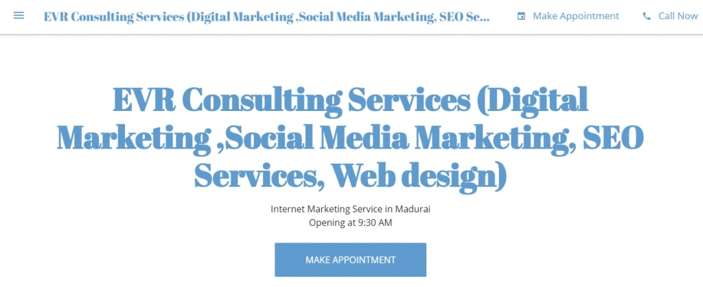 EVR Consulting