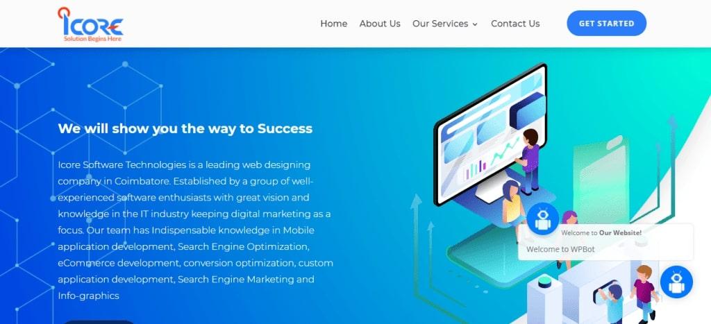 ICore Software Technologies