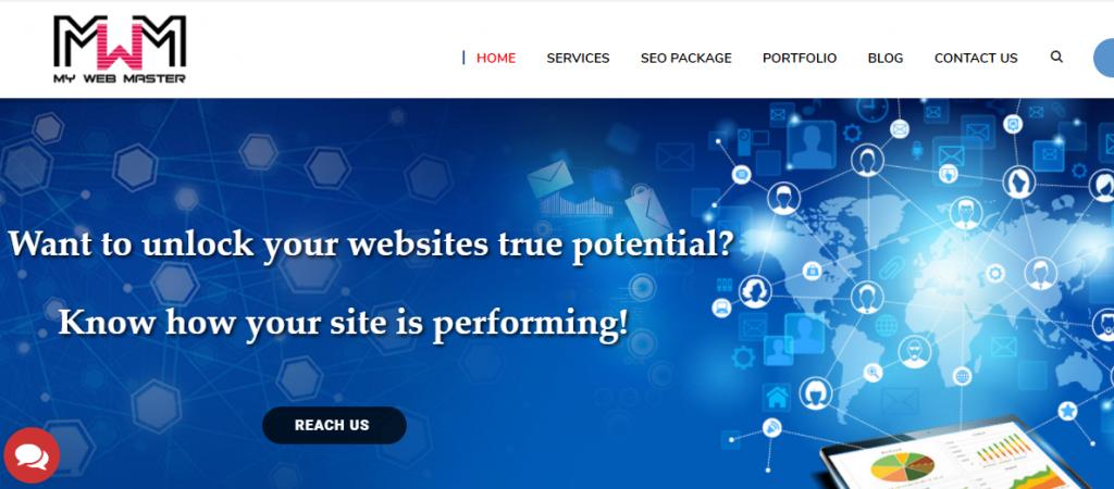 My WebMaster
