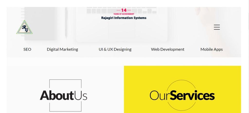 Rajagiri Information Systems